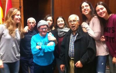 Nuestro teatro llega a centros de discapacitados
