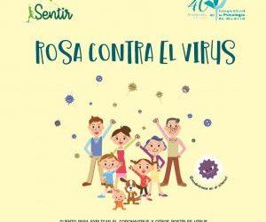 Rosa Contra el Virus. Cuento para explicar a los niños y niñas el Coronavirus y otros posibles virus.